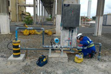 Barreira Hidráulica - monitoramento e controle